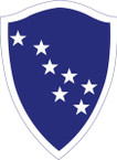 STICKER US ARMY NATIONAL GUARD Alaska