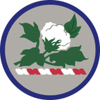 STICKER US ARMY NATIONAL GUARD Alabama II
