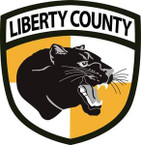 STICKER US ARMY JROTC - Liberty County High School