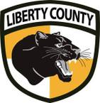 STICKER US ARMY JROTC - Liberty County High School