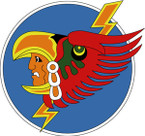 STICKER US ARMY AIR FORCE 374th Fighter Squadron