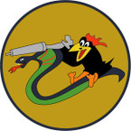 STICKER US ARMY AIR FORCE 364th Fighter Squadron