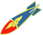 STICKER US ARMY AIR FORCE  63rd Bombardment Squadron