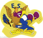 STICKER US ARMY AIR FORCE  4th Fighter Group