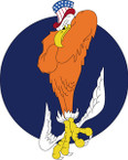 STICKER US ARMY AIR CORPS 508th Bomb Squadron