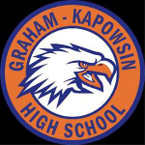 STICKER US ARMY   JROTC - Graham-Kapowsin High School