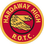 STICKER US ARMY   JROTC - Hardaway High School