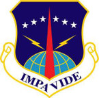 STICKER USAF 90th Missile Wing