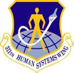 STICKER USAF 311th Air Base Group