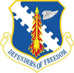 STICKER US Air Force SSI 182nd Airlift Wing