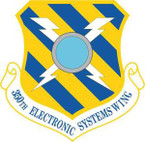 STICKER USAF 350th Electronic Systems Wing