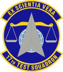STICKER USAF  55th Intelligence Support Squadron Emblem