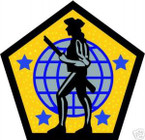 STICKER U S ARMY UNIT Reserve Personnel Command