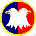STICKER U S ARMY UNIT Reserve Command