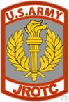 STICKER U S ARMY UNIT Army JROTC