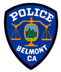 STICKER CIVIL BELMONT POLICE DEPARTMENT