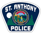 STICKER ST ANTHONY POLICE