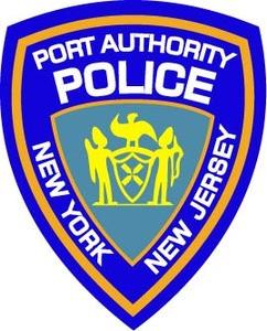Sticker Ny Nj Port Authority Police M C Graphic Decals