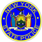 STICKER CIVIL New York State Police Department