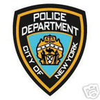 STICKER CIVIL New York City Police Department