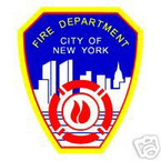 STICKER CIVIL New York City Fire Department