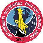 STICKER NASA SPACE SHUTTLE MISSION STS-60