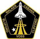 STICKER NASA SPACE SHUTTLE MISSION STS-53