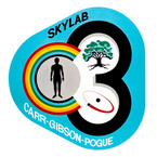 STICKER NASA SKYLAB 3