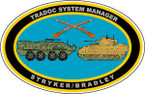 STICKER MILITARY TRADOC
