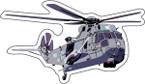 STICKER MILITARY SH-3 Sea King