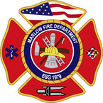 STICKER MARLOW FIRE DEPARTMENT