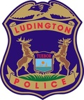 STICKER LUDINGTON POLICE DEPARTMENT