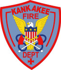 STICKER CIVIL KANKAKEE FIRE DEPARTMENT