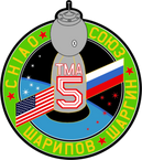 Sticker ISS Soyuz TM-5