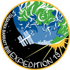 STICKER ISS Expedition  19