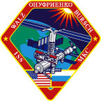 STICKER ISS Expedition   4