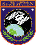 STICKER ISS Expedition