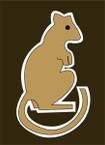 STICKER British SSI - Great Britain - 7th Armoured Division