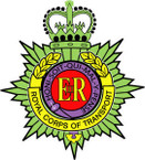 STICKER British Crest - Royal Corps of Transportation