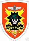 STICKER ALL USMC ARMY USAF NAVY MAC-V-SOG VETERAN