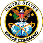 STICKER ALL UNITED STATES SPACE COMMAND