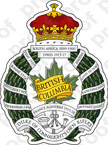 Canadian Forces The British Columbia Regiment (Duke of Connaught`s Own) Sticker