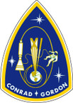 STICKER NASA GEMINI 11 PROGRAM