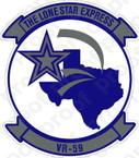 STICKER USN VR 59 Lone Star Express