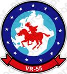 STICKER USN VR 55 Minutemen