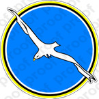 STICKER USAF 101st Fighter Squadron A