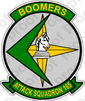 STICKER USN VA 165 BOOMERS