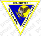 STICKER USN HELICOPTER TACTICAL WING