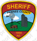 STICKER CIVIL PAWNEE COUNTY SHERIFF