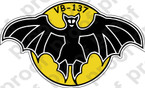 STICKER USN VB 137 BOMBING SQUADRON